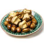 olives et artichauts